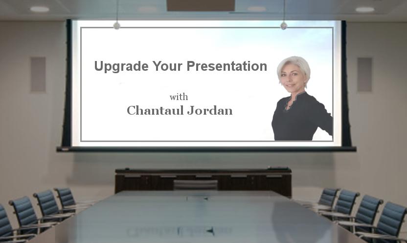 Chantaul Jordan - Inspirational Speaker