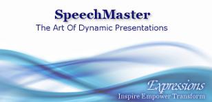 SpeechMaster Banner